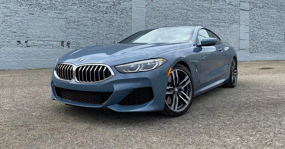 2020 Bmw 840i Coupe Review When Base Means Best Bmw Bmw 840i Bmw Interior