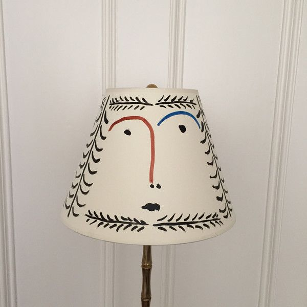Avignon Lamp Shade (SOLD)