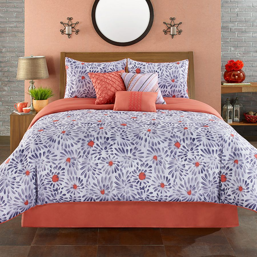 Mia Bedroom Furniture Casa Mia Santa Marta Bonus Comforter Set Dorm Ideas Pinterest