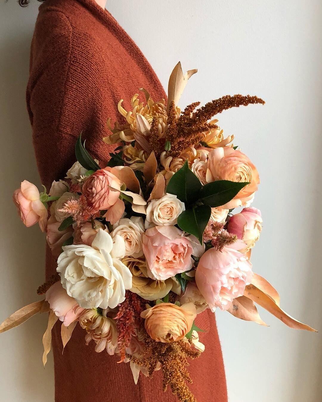 Fall Wedding Flowers List: Pin On Planes De Boda