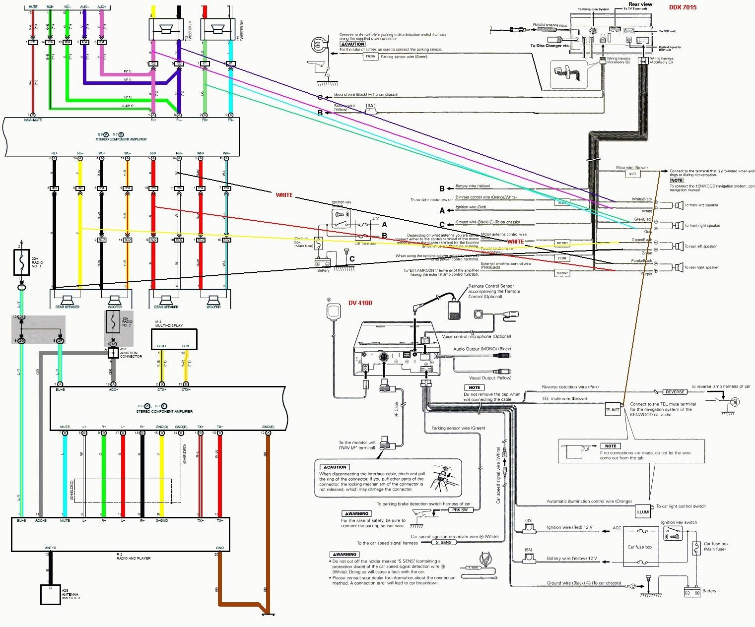 Kenwood Kdc 248U Wiring Diagram from i.pinimg.com