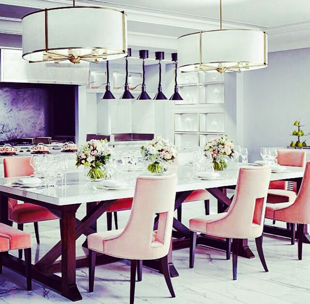 Pin by J P on Dining Room Beautiful dining rooms, Dining