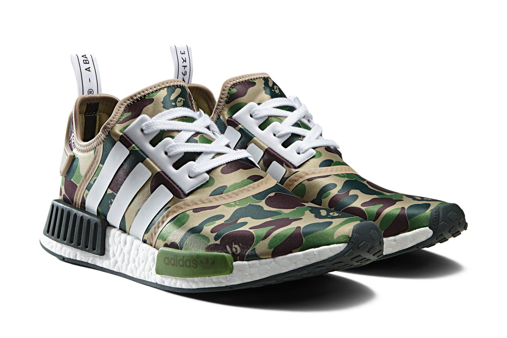 the best attitude 9ebbe d4f9c UPDATE Heres the Store List for the Upcoming BAPE x adidas Originals  Collection Release