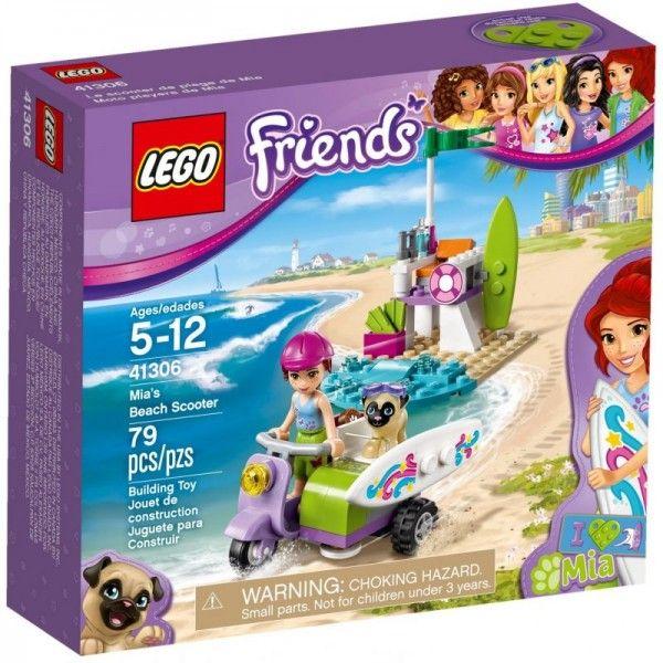 Mia Scooter - Lego - Lego - Sets de Construcción - Sets de Construcción JulioCepeda.com