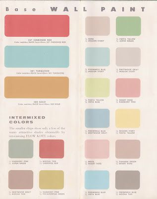 The Grand Illusions Vintage Chalk Paint Colour Card At Studio Interiors Galway Shows The Wide Variety Of Beautif Vintage Painting Chalk Paint Colors Illusions