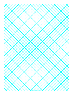 This graph paper for quilting has four diagonal lines every inch ... : paper templates for quilting - Adamdwight.com