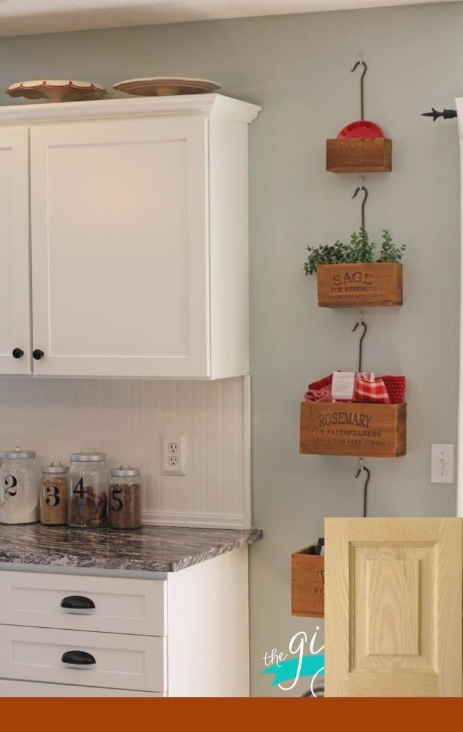 White Cabinets With Black Countertops Pics | Beadboard ...