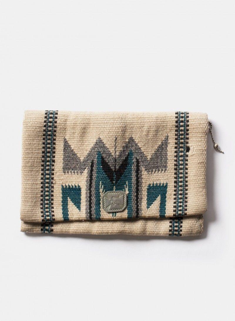 1930's thunderbird chimayo clutch