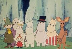 Moominvalley!