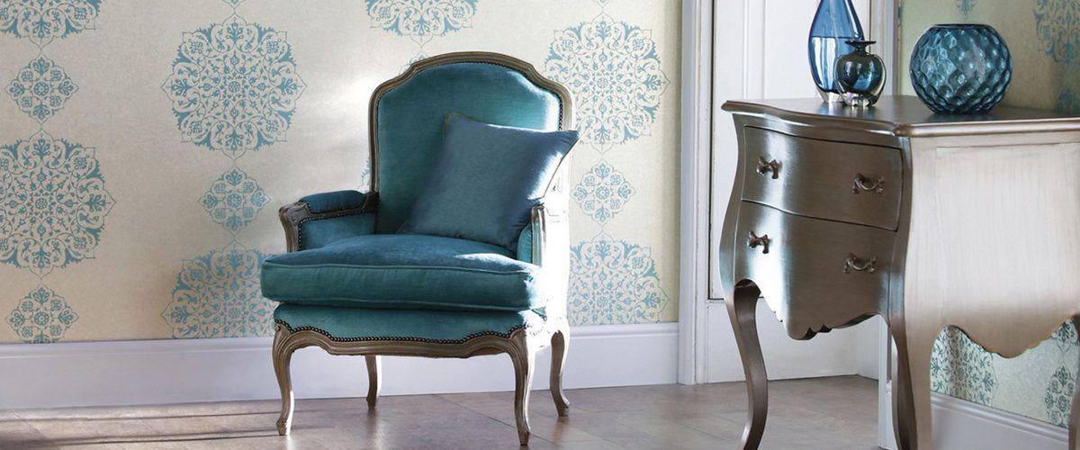 Comment relooker le salon avec du papier peint ? | Papier peint, Deco, Décoration maison