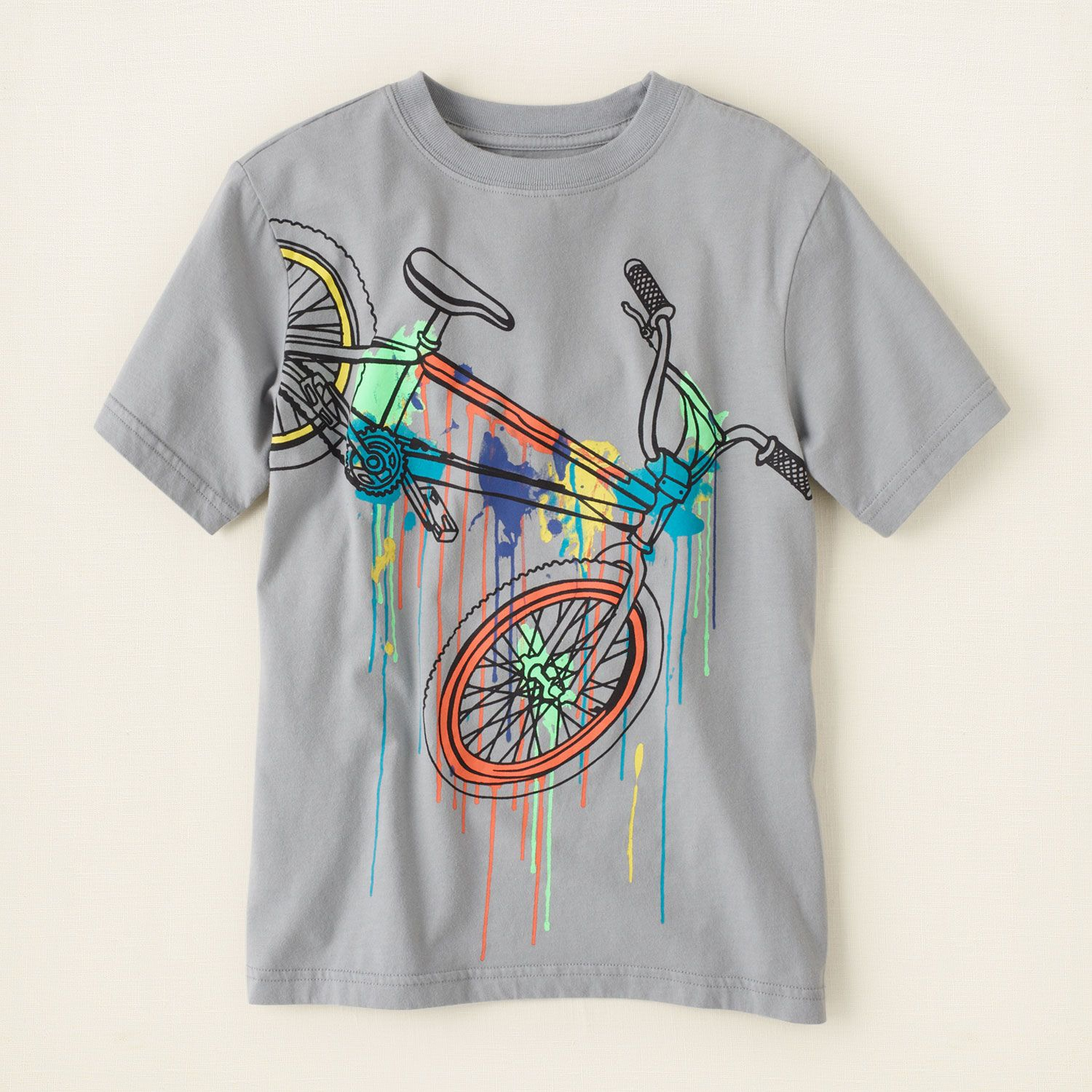 f9dfc18d719c boy - graphic tees - short sleeve - neon bike graphic tee   Children s  Clothing   Kids Clothes   The Children s Place