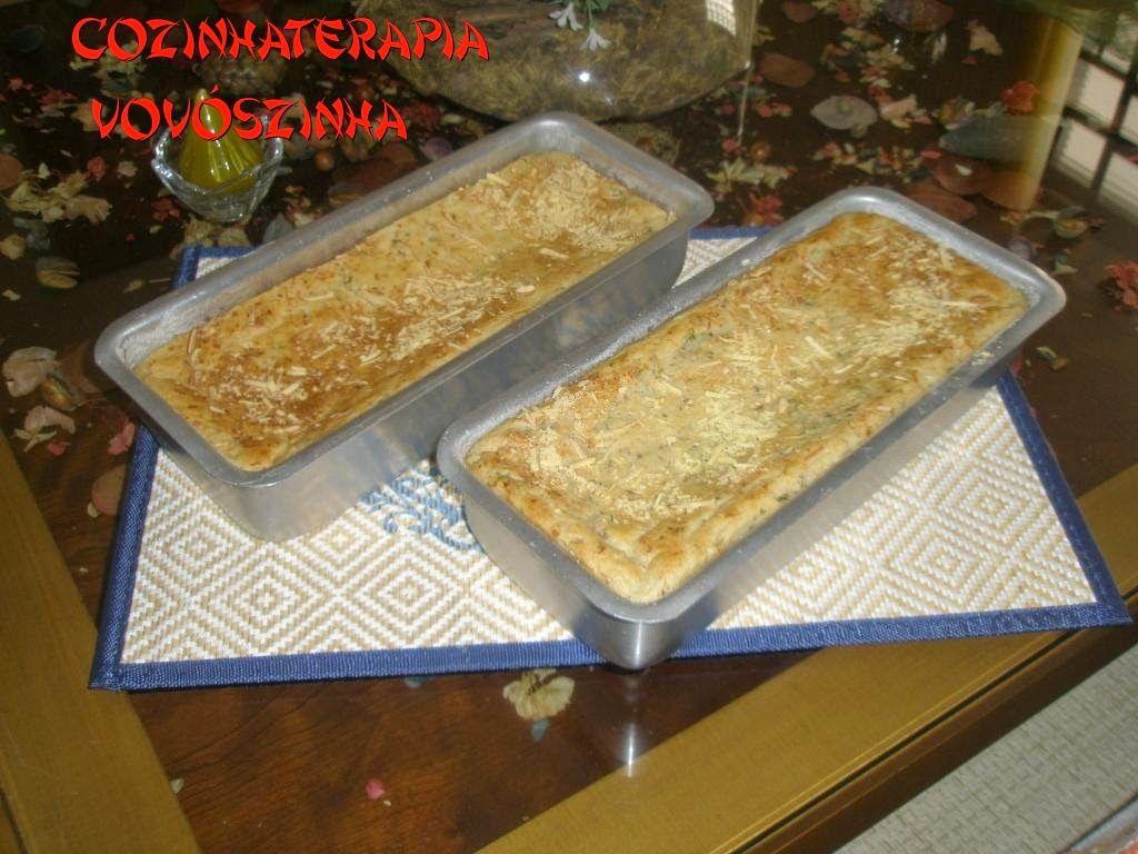 Cozinhaterapia Vovoszinha: Pão de Atum