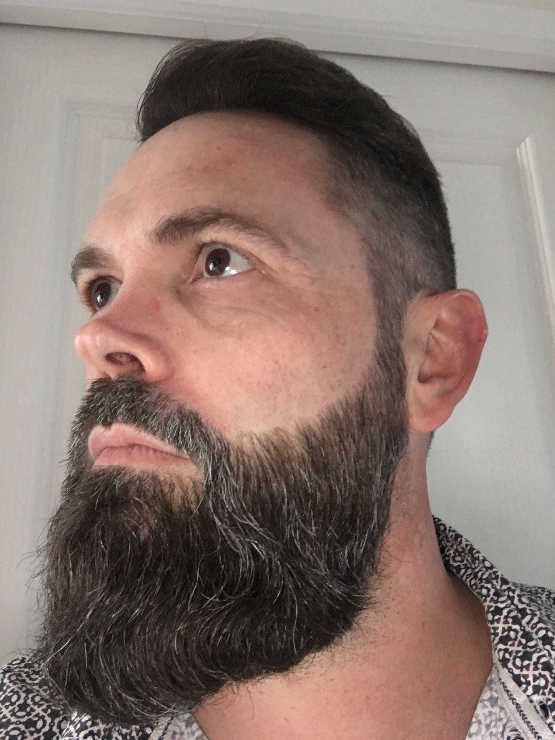 grow your own beard