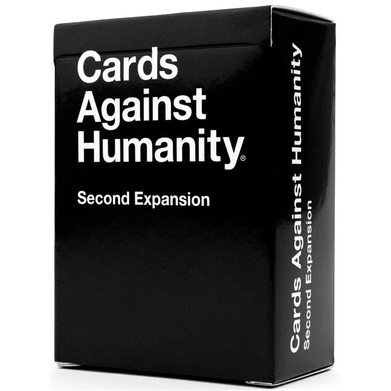 Cards Against Humanity 2nd Expansion 2 utvidelse til Cards Against Humanity - Gamezone.no