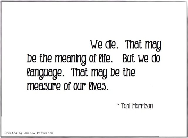Toni Morrison Quotes Best 13 Toni Morrison Quotes Httpwriterswritecreativeblog.posthaven .