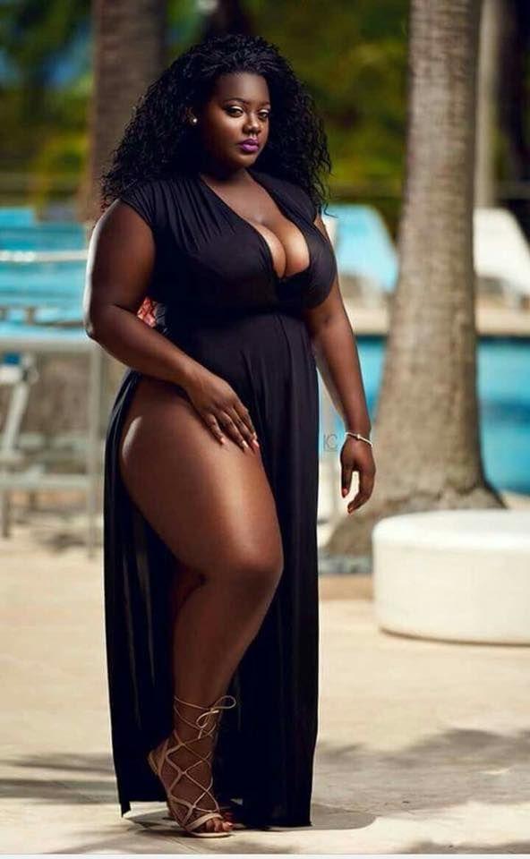Fat and busty ebony girls