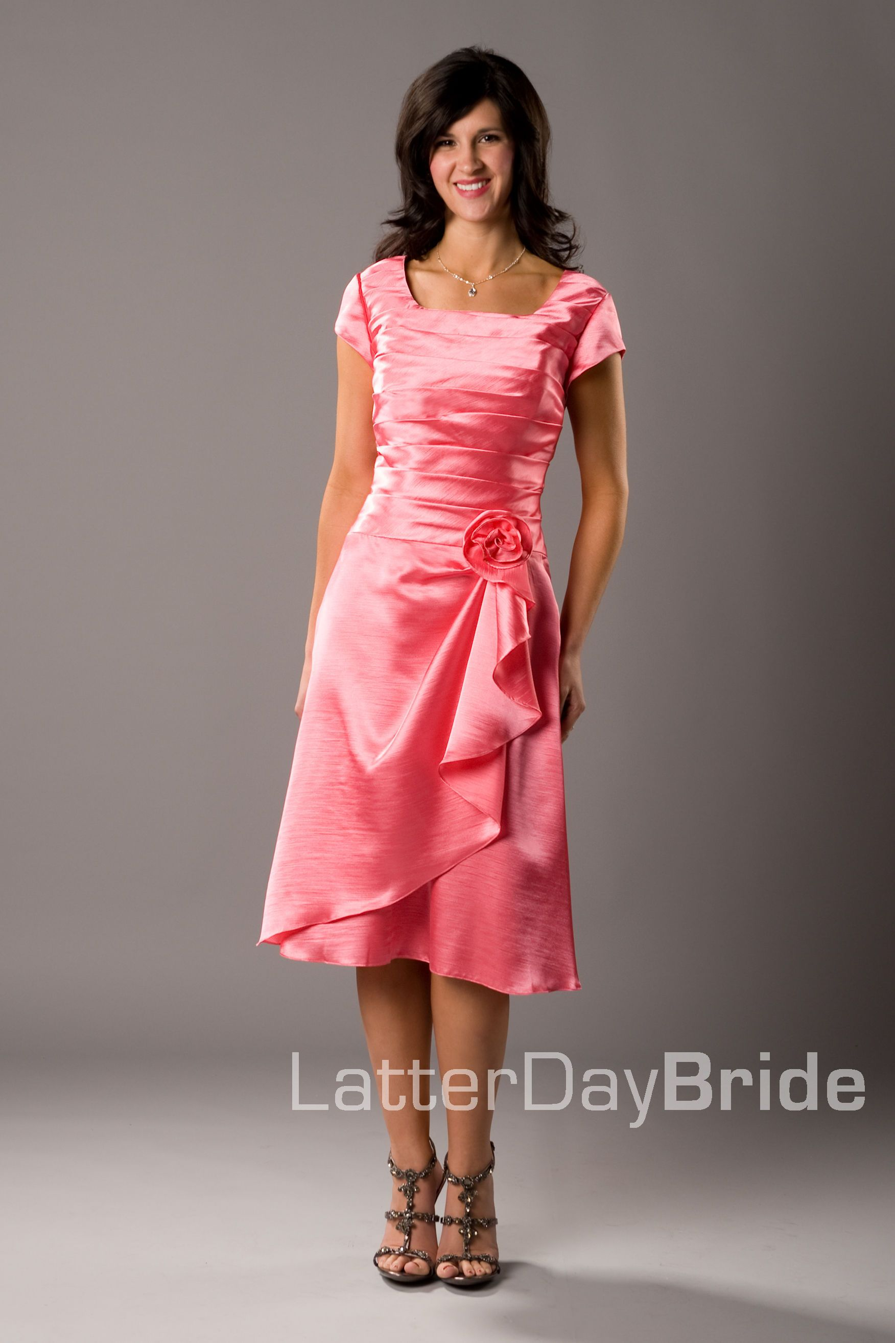 Bridesmaid & Prom, Alisha | LatterDayBride & Prom Modest Mormon LDS ...