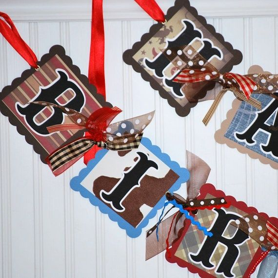 rodeo theme birthday decorations | Rodeo Party Theme ...