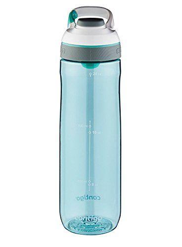 Contigo Autoseal Cortland Water Bottle 24 Oz Greyed Jad Https Www Amazon Com Dp B00mvodho4 Ref Cm Sw R Pi Dp U Water Bottle Contigo Water Bottles Bottle