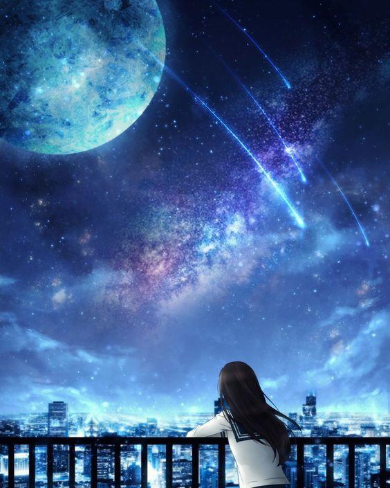 Genkanime Wallpapers Animewallpaper Anime Genkpoker Beautifulanime Pemandangan Anime Pemandangan Khayalan Pemandangan Abstrak