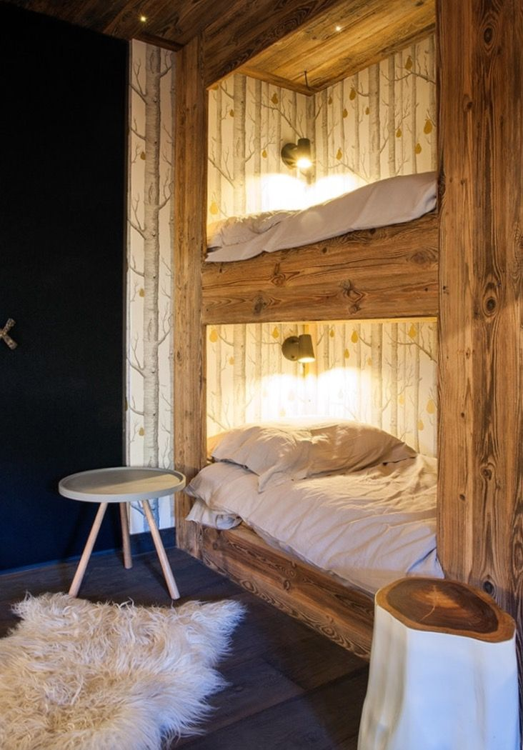 Pin By Carmel Wedgwood On Bunk Room Chalet Chalet