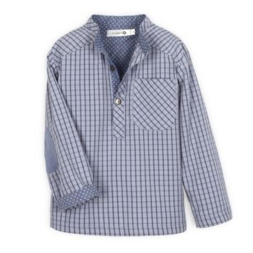 New! Elbow pads stars shirt for boys by Troizenfants