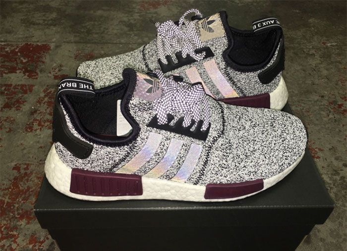 Gucci x Adidas NMD R1 Beige from kickonfires Cheap NMD R1