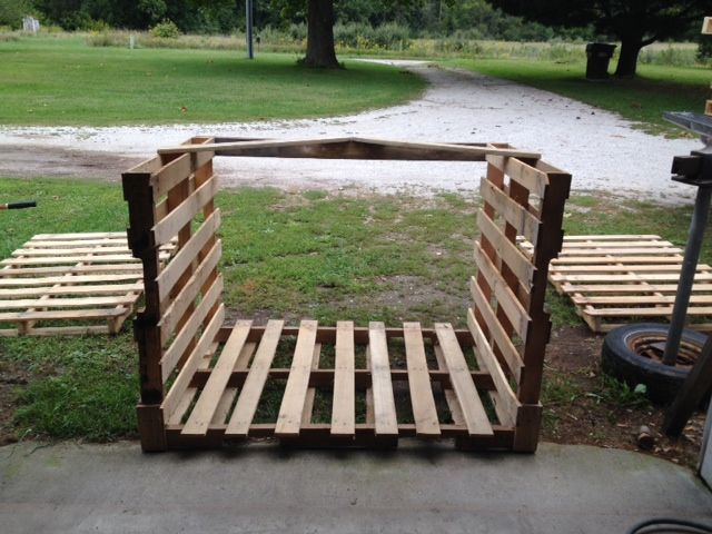 firewood pallet - Google Search
