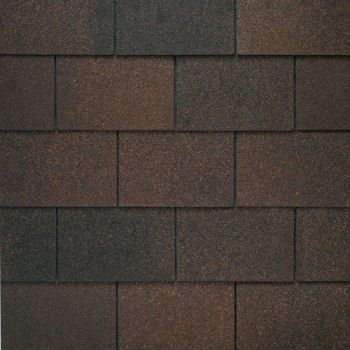Gaf Elk 3 Tab Roofing Shingles In Walnut Brown Connecticut Ct Roof Shingles Roofing Shingling