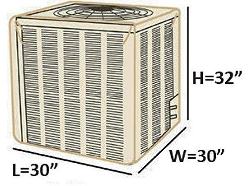 CoverMates – Air Conditioner Cover – 30W x 30D x 32H – Elite ...