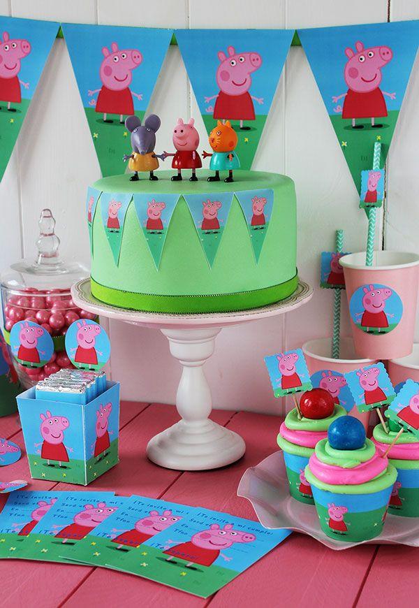 ideas fiestas tematicas infantiles