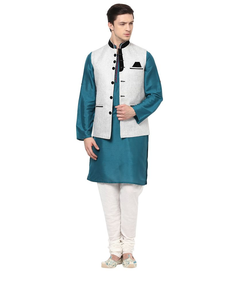 Yepme Ryan Nehru Jacket - Grey        #ethnicwear #men #kurta #indian #wedding #fashion #style #trend #festive #collection