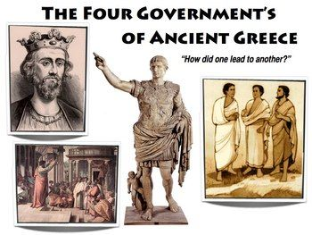 Ancient Greece Government: Comparing Monarchy, Oligarchy ...