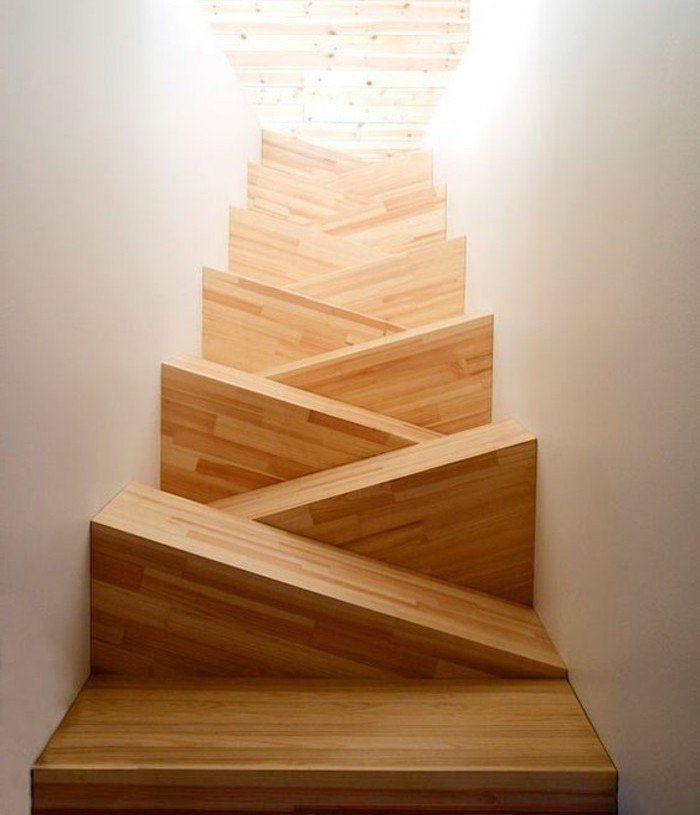 l 39 escalier moderne en 110 photos magnifiques escaliers. Black Bedroom Furniture Sets. Home Design Ideas