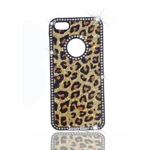 Leopard HOT PINK, or GOLD with GLITTER for Iphone ($14.99)