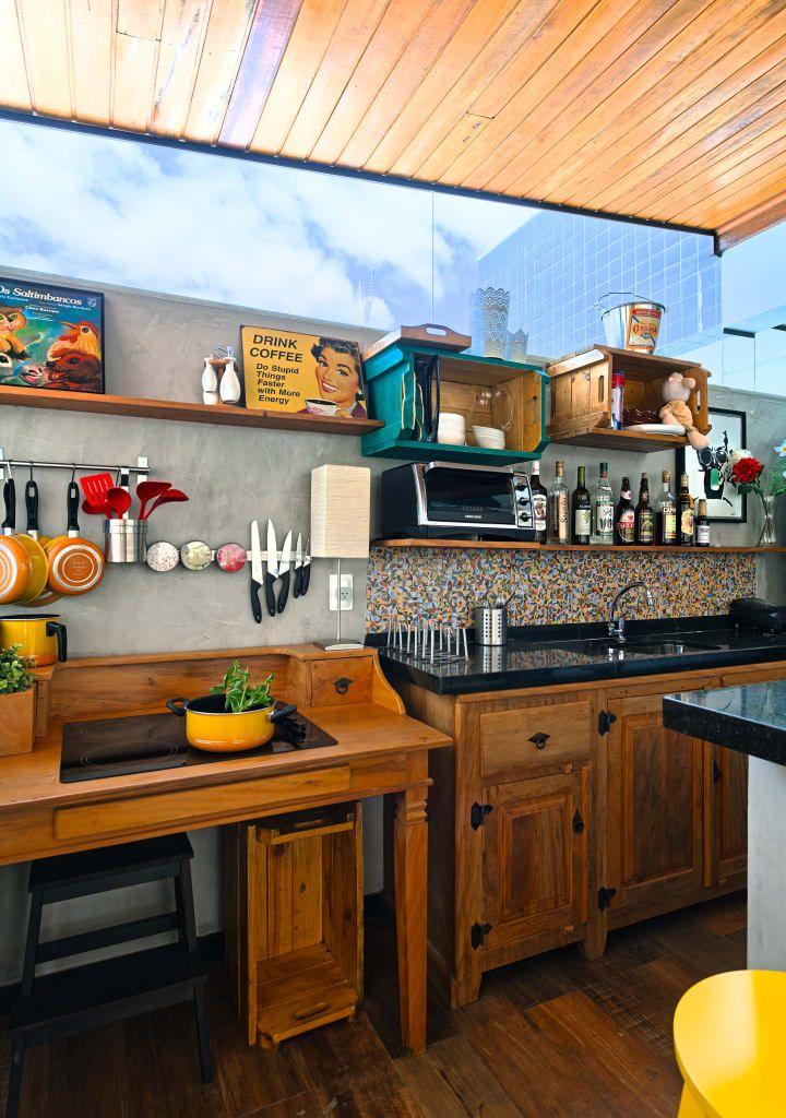 Fotos de cocinas de estilo moderno de estúdio 102 | Diseño de cocina ...