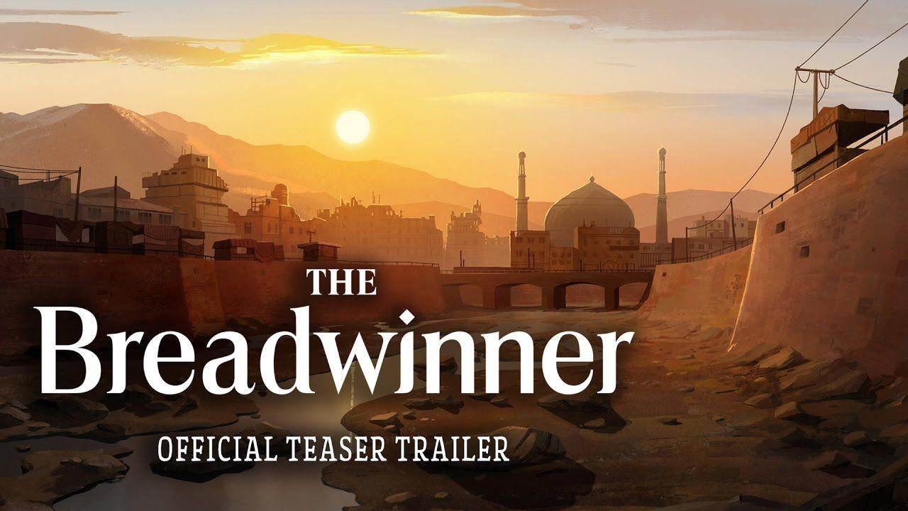 The Breadwinner [GKIDS, Official Teaser Trailer] Latest