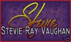 Stevie Ray Vaughan Crochet Pattern