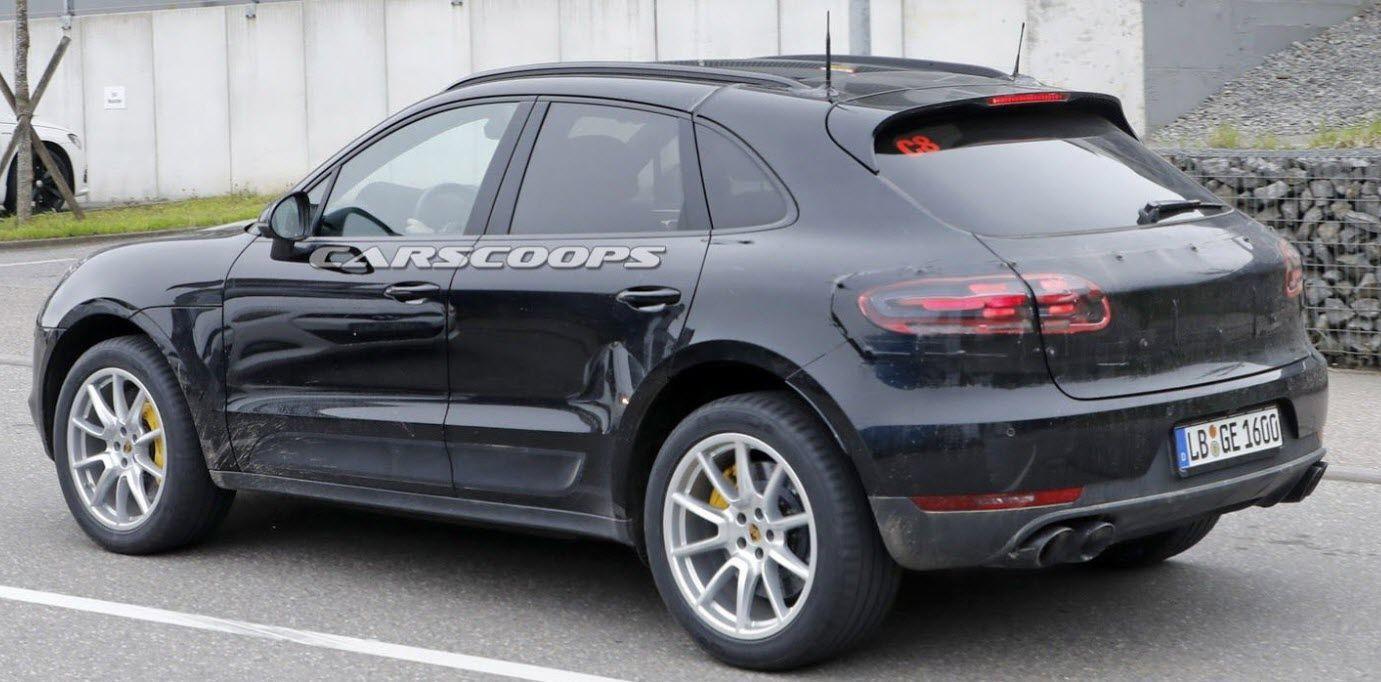 إزاحة بورش النقاب رسميا عن ماكان 2019 في شكلها الجديد لتبقي اكثر سيارات بورش مبيعا في العالم تظهر التحديثات الخارجية في الصدام الأمامي الج Car Suv Vehicles