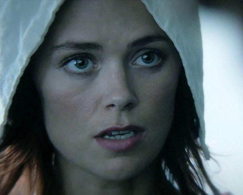 Katia Winter as Katrina Crane in Season 1 of Sleepy Hollow, Episode 6 - The Sin Eater
