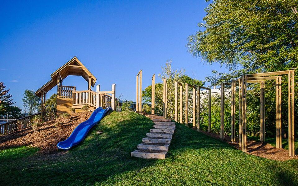 Ottawa Montessori School Playground | School playground ...