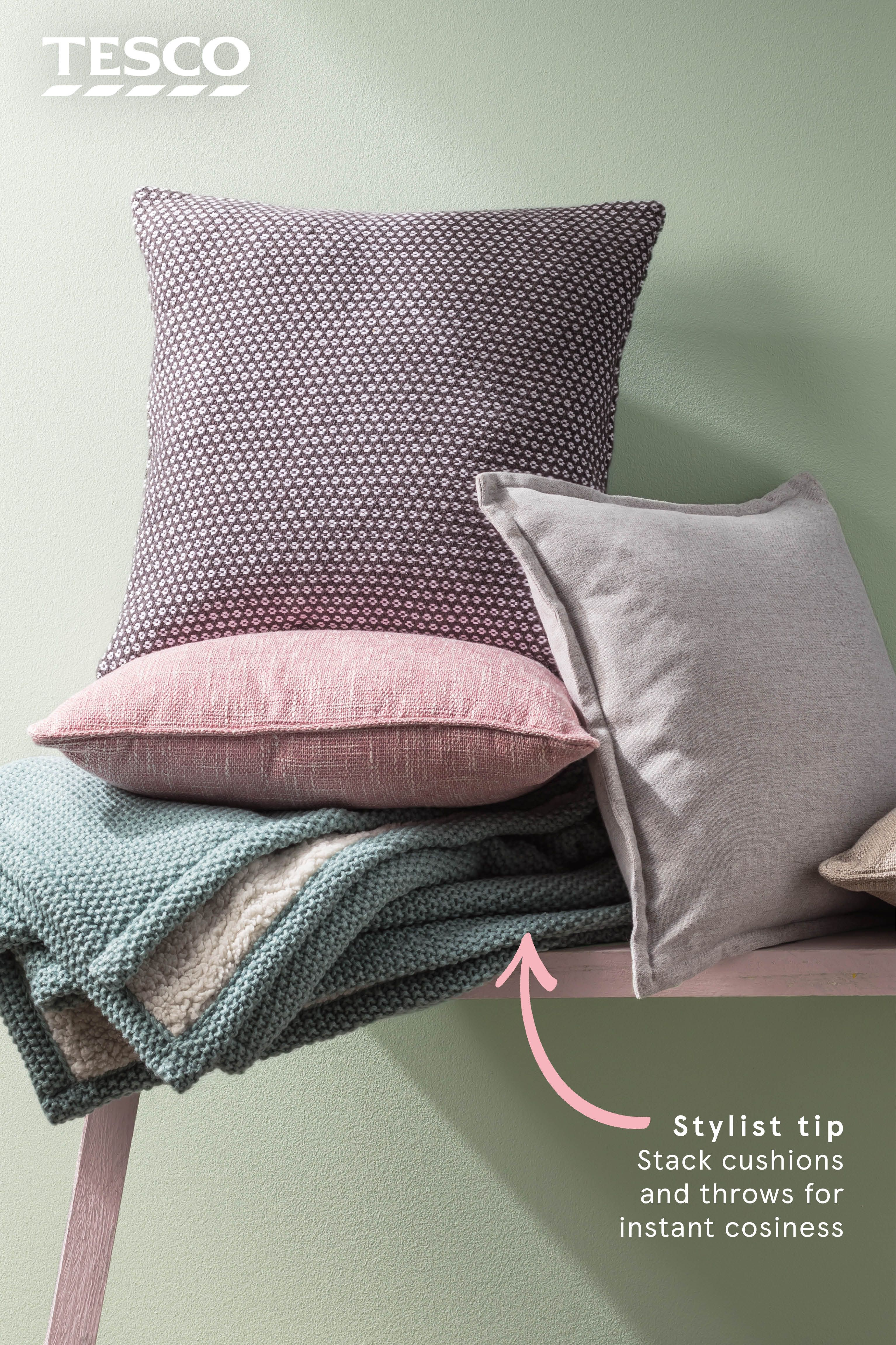 Welcome In Spring With Our New Range Of Scatter Cushions And Cosy
