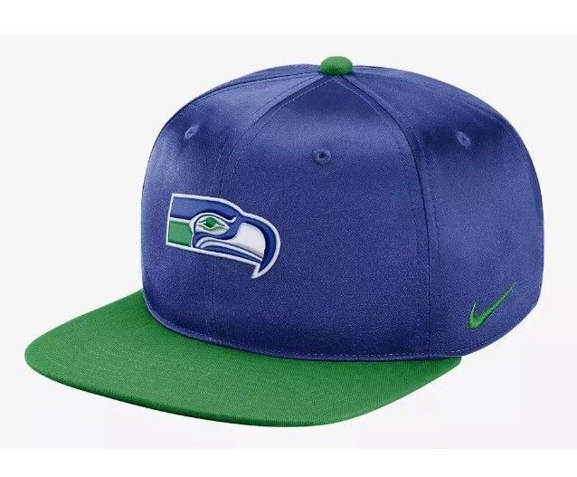 Nike NFL Seattle Seahawks Pro Historic Adjustable Hat Baseball Hat New  877060  fashion  clothing  shoes  accessories  mensaccessories  hats  ad  (ebay link) cc1d1d44869