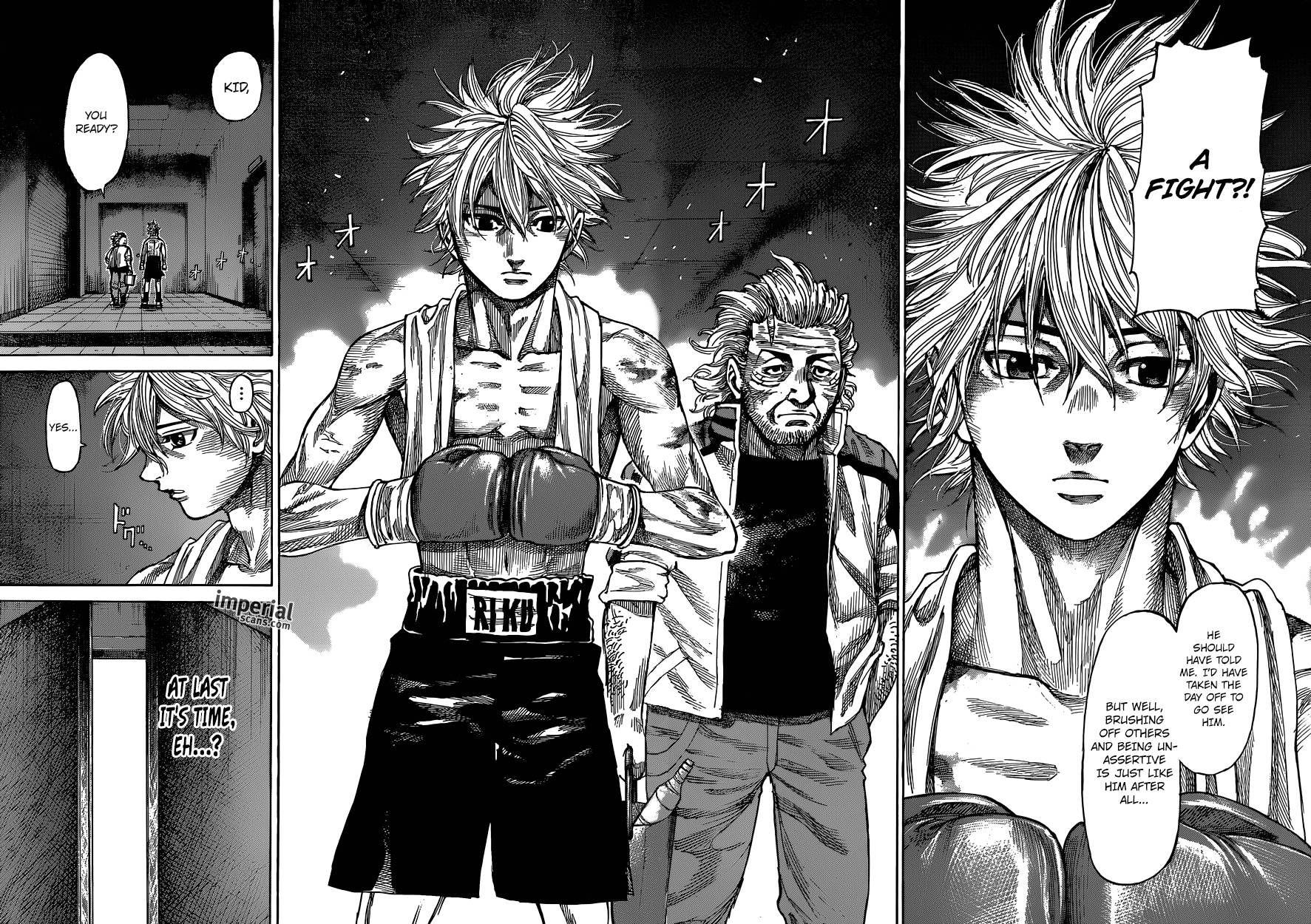 Rikudo Martial arts manga, Manga, Character