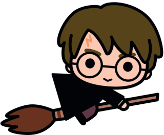 Cartoon Pics Of Harry Potter Harry Potter Characters Re Imagined