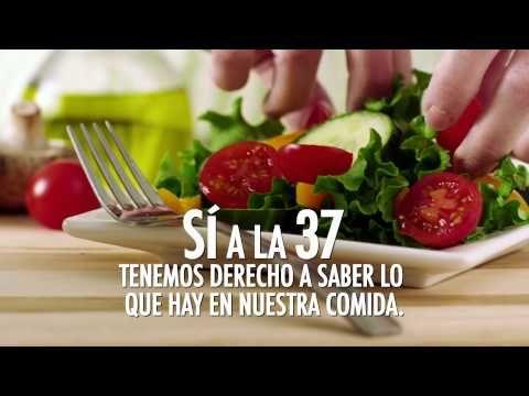 El Sí a la 37 equipo -California Right To Know- tiene un video de información españoles. Gracias por compartir este video con tus amigos y familiares.