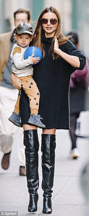 Miranda Kerr - Page 13 - the Fashion Spot   Lil black ...