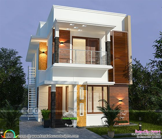 ₹25 lakhs cost estimated 5 bedroom home | Kerala house ...