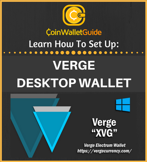 verge cryptocurrency wallet