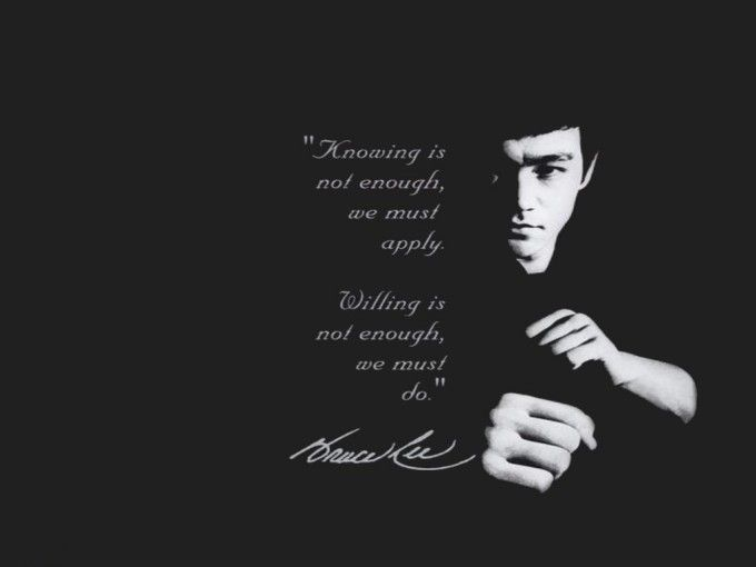 60 Epic Bruce Lee Quotes Inspirational Art Bruce Lee Quotes Bruce Lee New Quotes